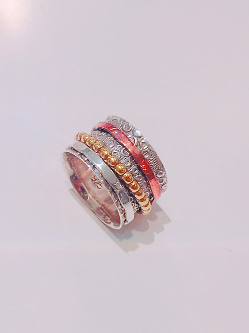Spinner Ring 925 tone spinner ring