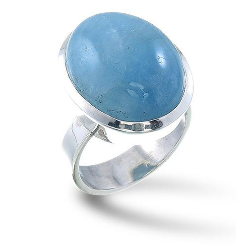 Aqauamarine Ring