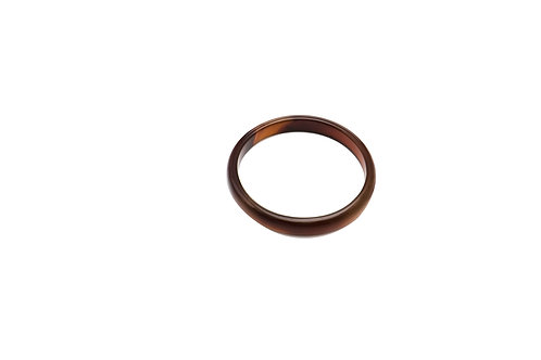 Agate Brown Bangle