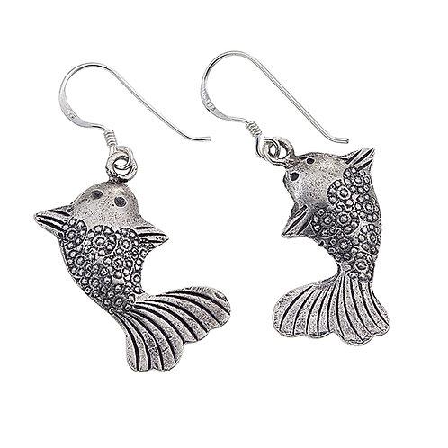Dancing Fish Earrings