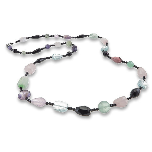 Handmade Natural Stone Necklace