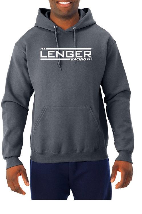Classic Lenger Racing Hooded Sweatshirt
