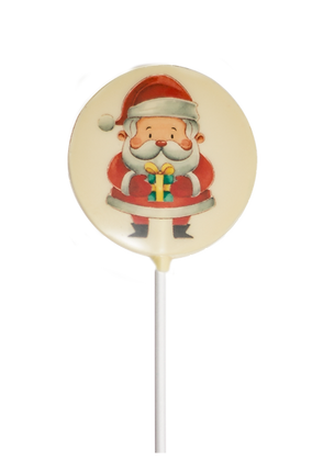 Piruleta Papá Noel