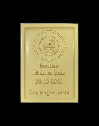 Bautizo - PACK 50 unidades