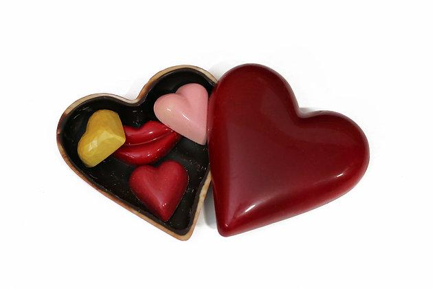 Bombonera de Chocolate Pq