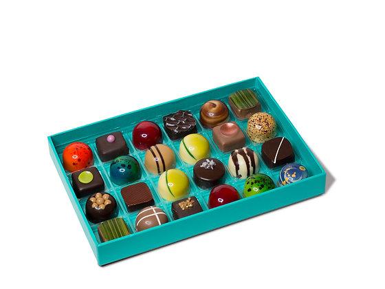 Caja 24 Bombones Artesanales