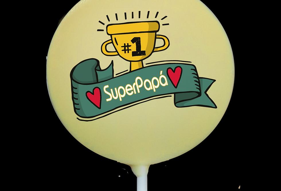 Piruleta SuperPapá