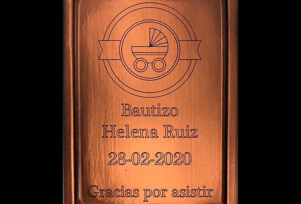 Bautizo - PACK 15 unidades