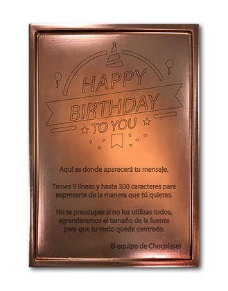 Happy Birthday (Gr)