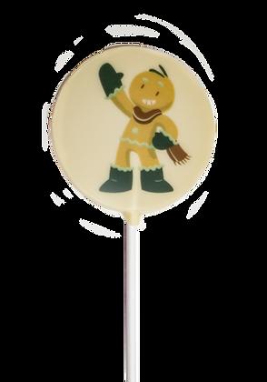 Piruleta Ginger Cookie