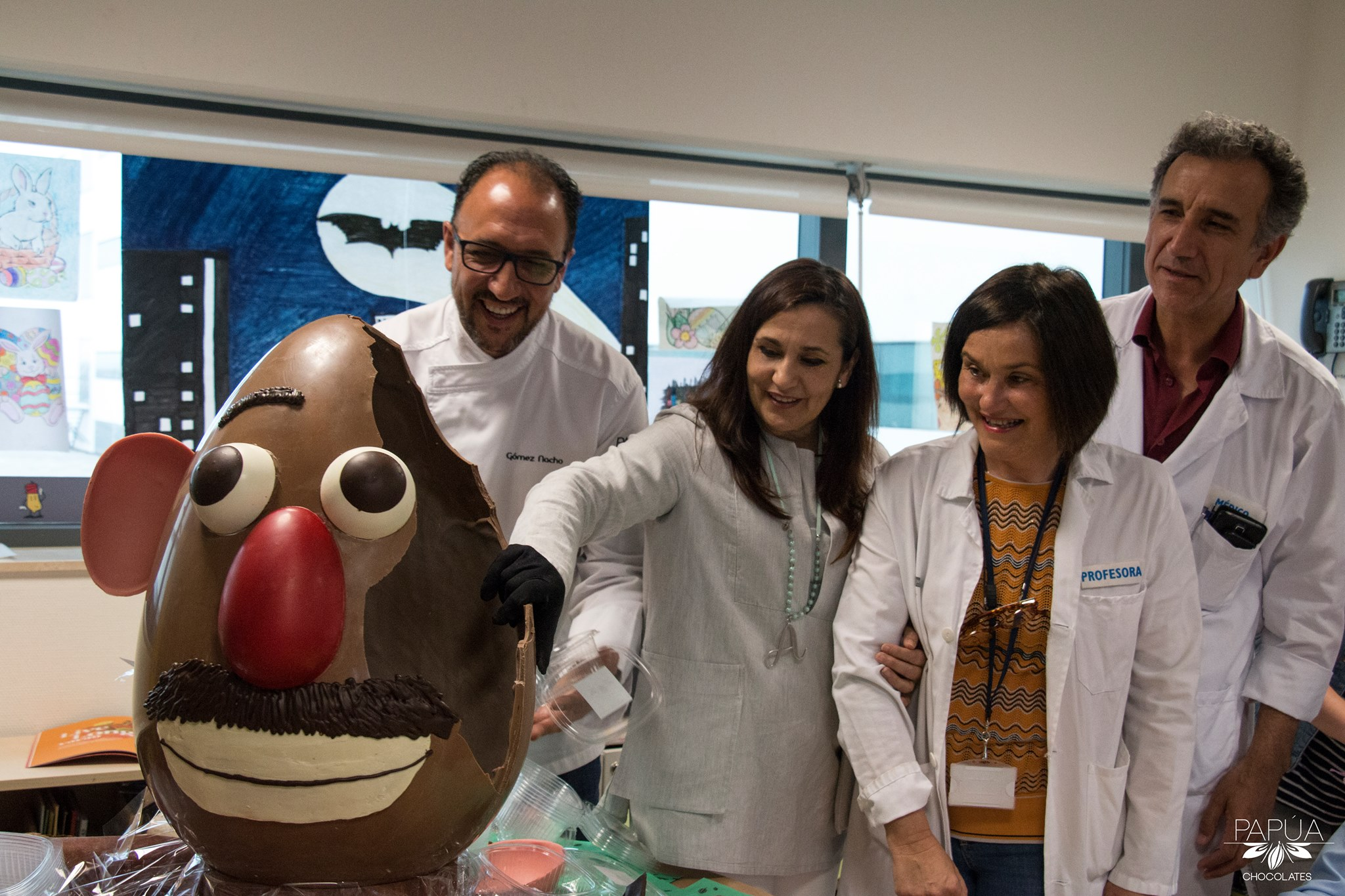 chocolate hospital