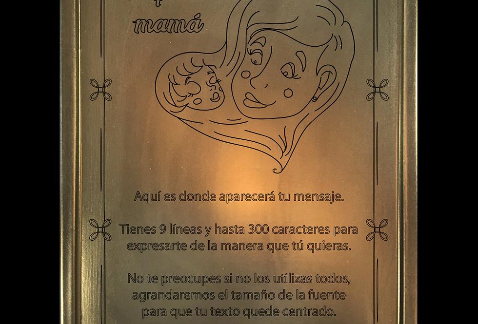 Corazón Mamá (Gr)