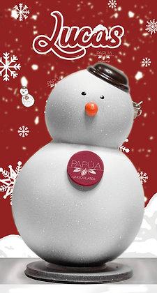 Lucas, El muñeco de nieve