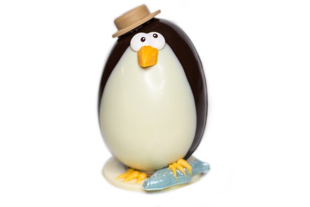 Huevo Pingüino