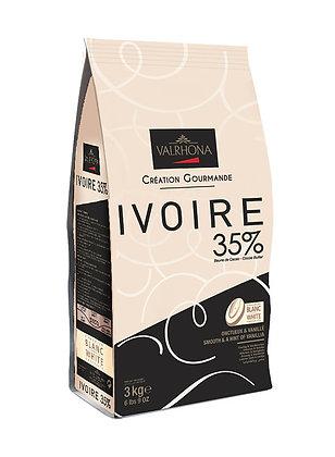 Ivoire 35% - Chocolate Blanco