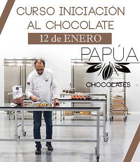 Curso Iniciación al Chocolate