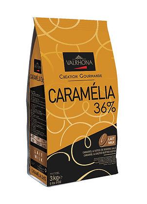 Caramélia 36% - Chocolate de caramelo con leche