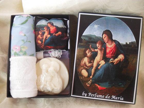 Caixa Papel Paraná c/ Produtos cx 29