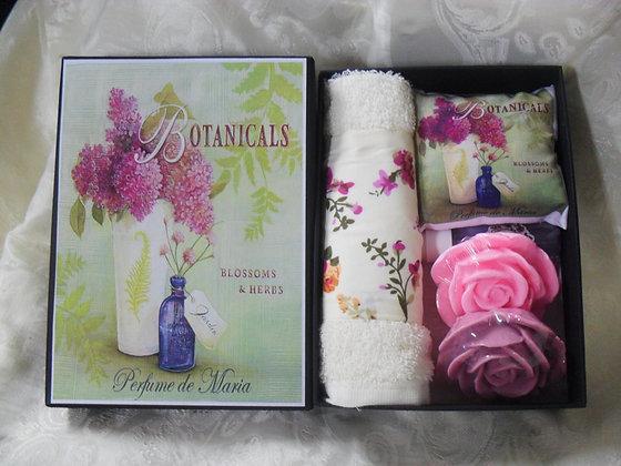 Caixa Papel Paraná c/ produtos cx 28