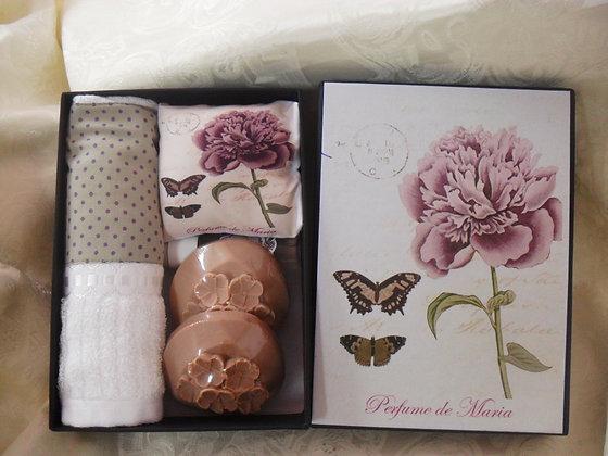 Caixa Papel Paraná c/ Produtos cx 32