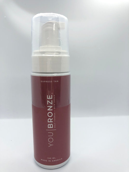 You Bronze Tanning Mousse