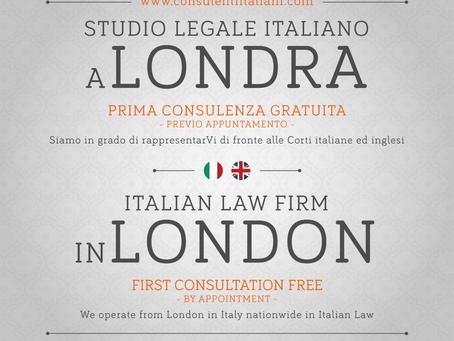 Consulenza legale gratuita per tutto il mese di Dicembre.