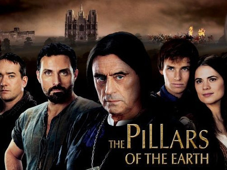 The Pillars of The Earth - Where Stories Collide