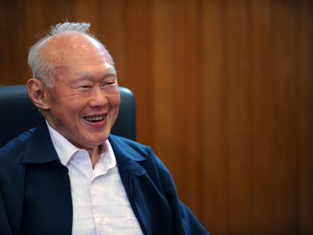 Lee Kuan Yew is 90. Legendary (And Little Known) Facts