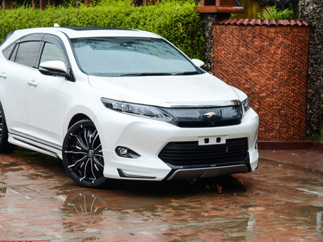 Toyota Harrier 2.0 – Luxury Or Cheap Date?