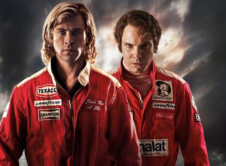 Rush. F1 Movie, Access All Areas