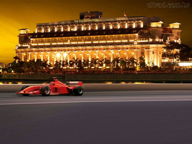 The Singapore Grand Prix – Nobody Does It Better
