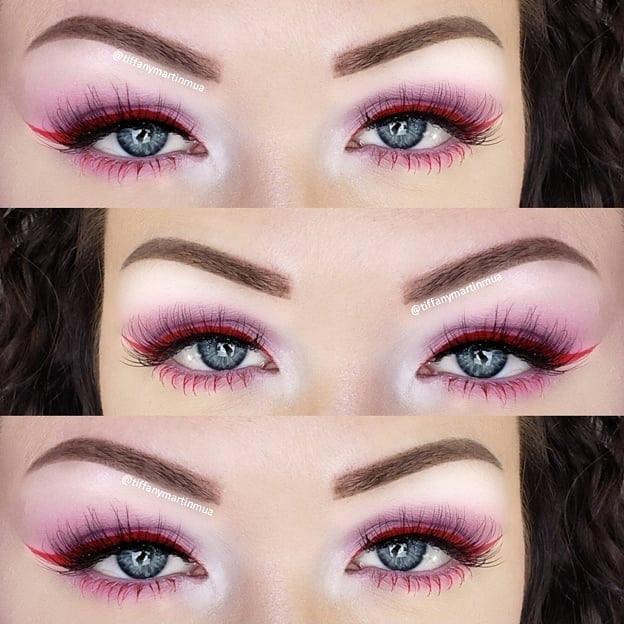 Day 5 - Simple eyeshadow look really mak
