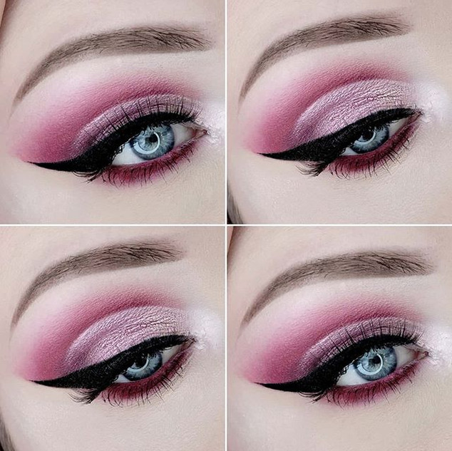 Day 8 - valentines day eye look and my f