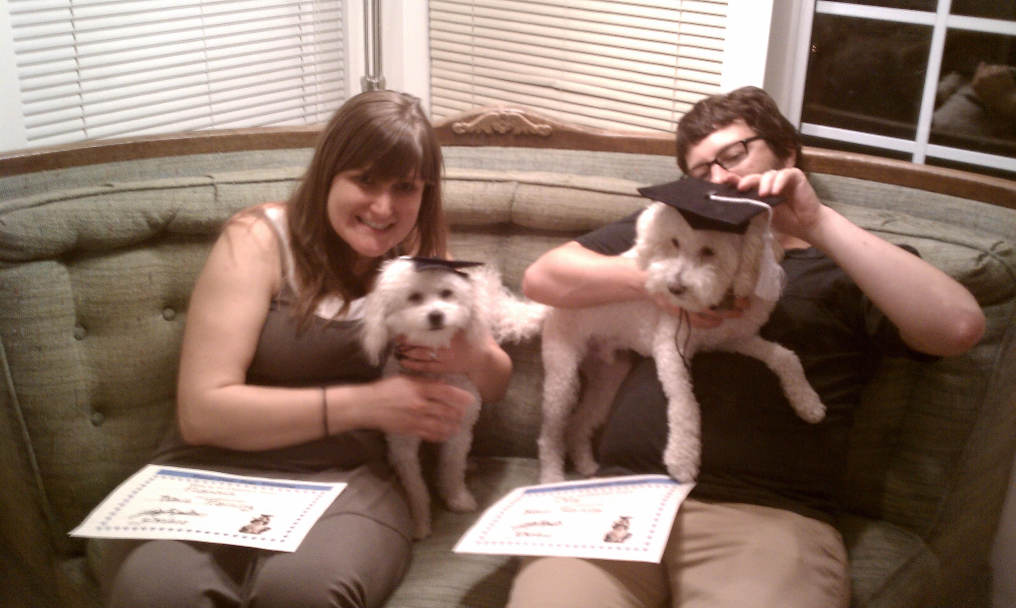 Frances & Otis Graduate Beginner