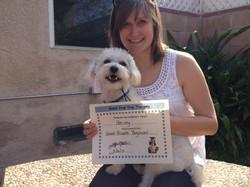 Proud Harvey Graduates Beginner