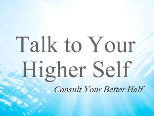 Characteristics of Your Higher Self