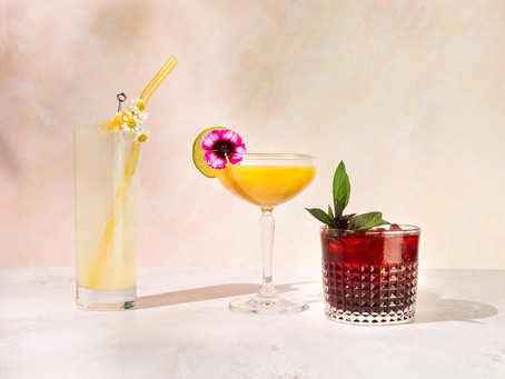 Spirited Oregon Cocktails