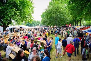 Eerste Amsterdam BLEND Market in Nieuw-West: Smaakboulevard 4 juni