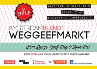 5e editie Weggeefmarkt 16 maart