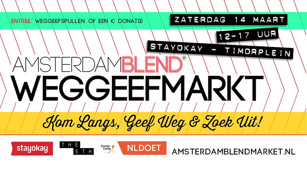 Amsterdam BLEND Weggeefmarkt