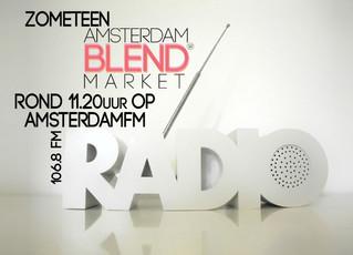 BLEND Op AmsterdamFM