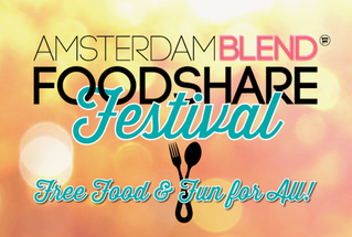 Nieuw! Amsterdam BLEND FoodShare Festival