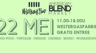 Schrijf je nu in voor de volgende Amsterdam BLEND Market op 22 mei
