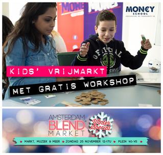 NIEUW: Kids' Vrijmarkt