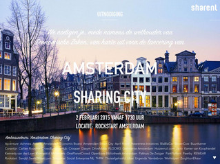 Start Amsterdam Sharing City (event & video)
