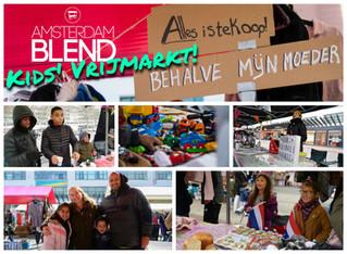 Jonge Amsterdammers markten weer mee!