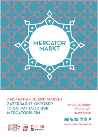 BLEND mee met MercatorMarkt 17 okt