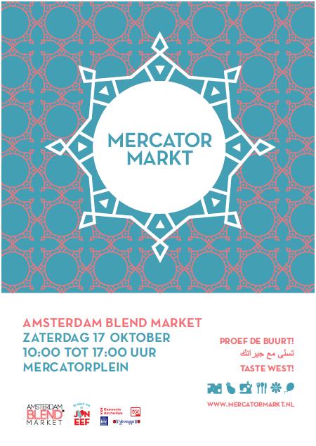 Amsterdam BLEND Market Mercatormarkt