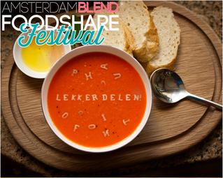 2e Amsterdam BLEND FoodShare Festival