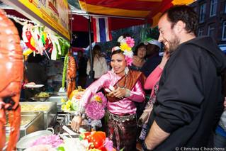 Nieuw! Amsterdam BLEND Market tijdens FoodNight